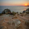 Original Algarve Sunset Viewpoint Fine Art Photography 2 By Messagez com