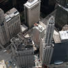 From Trump Tower, June 2008.    Taken from edge of 80th floor during construction.