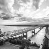 River Bridge Cargo (BW)