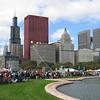 LaSalle Bank Marathon day, Oct 2005.