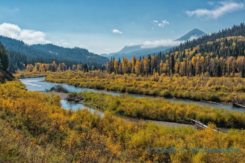 Grey's River, Wyoming Range