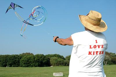 He Loves Kites
