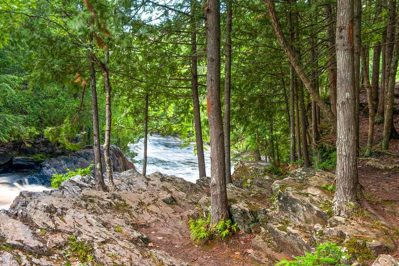 La Salles Falls