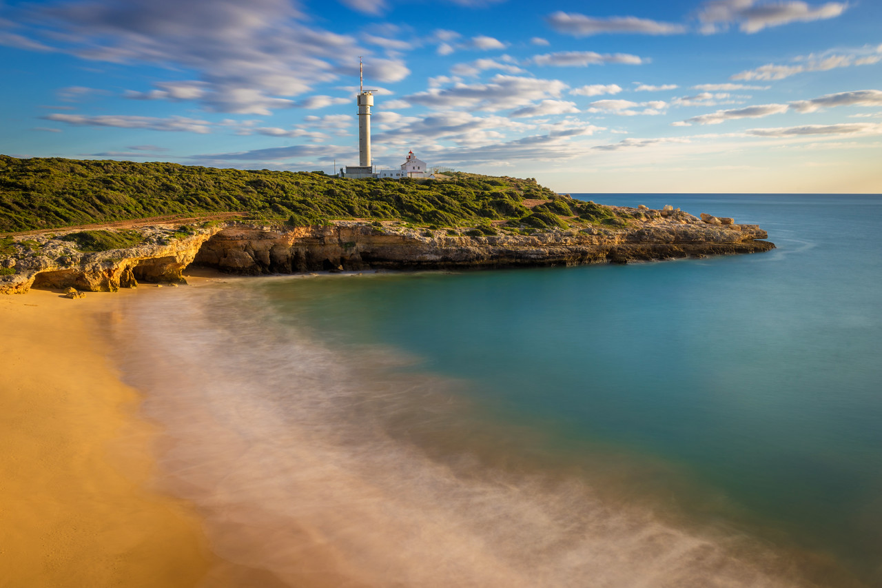 Little Peculiar Beach in Algarve Photography By Messagez com