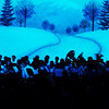 Waubonsie Valley High School Band in the Prism concert, Dec 2008.