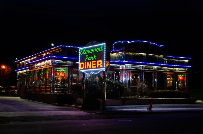 Elmwood Park Diner - Elmwood Park, New Jersey
