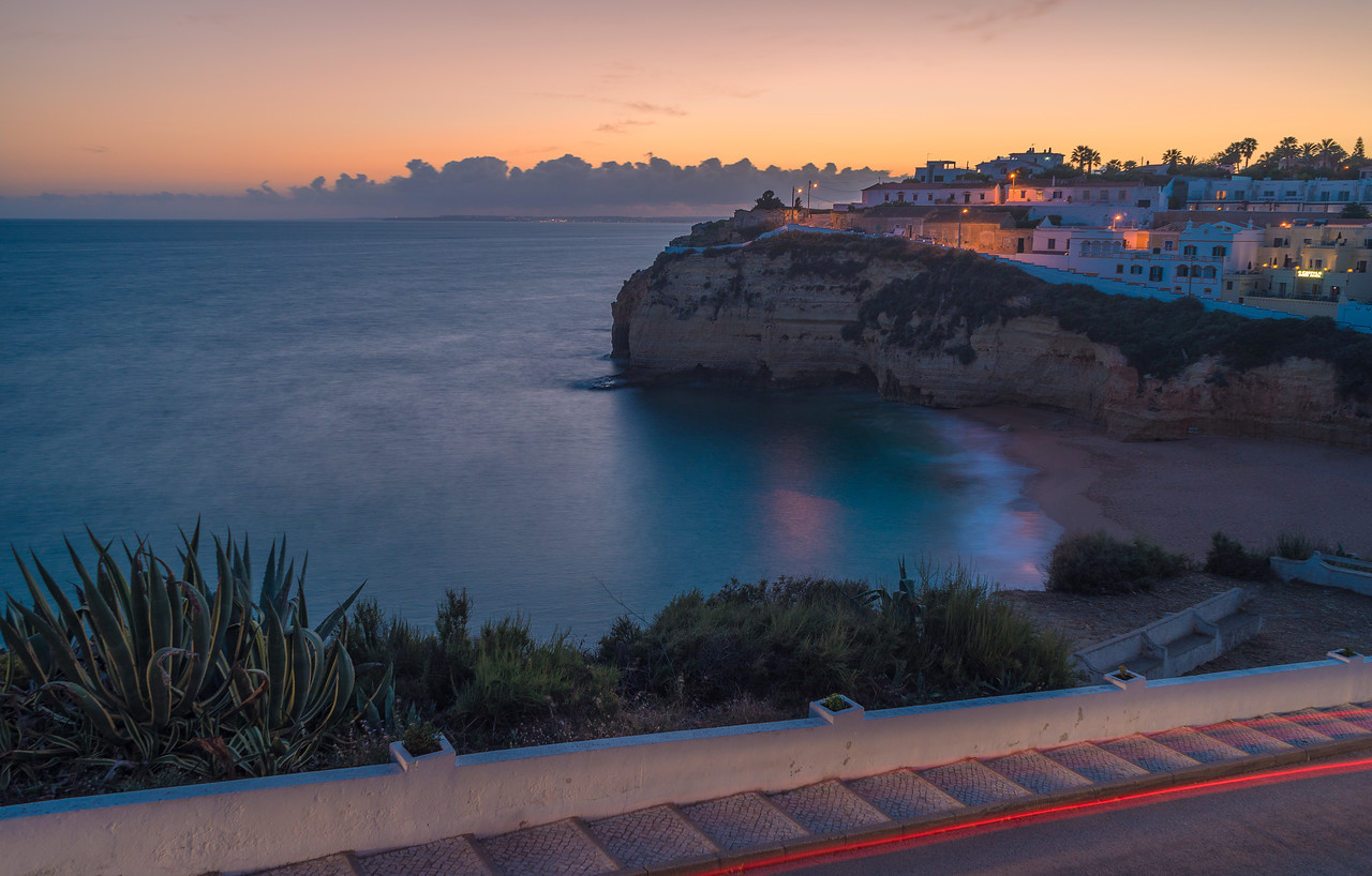 Original Algarve Carvoeiro Beach Photography at Sunset Messagez com