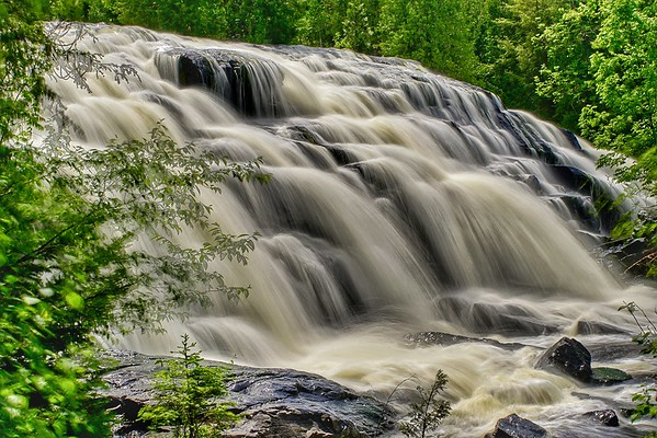 Bond Falls, Michigan, #1415