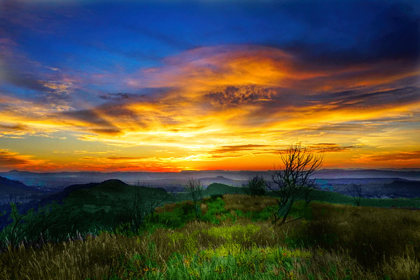 Fort Davis Sunrise