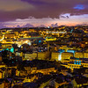 Beautiful Lisbon City by Night Photography 2 By Messagez com