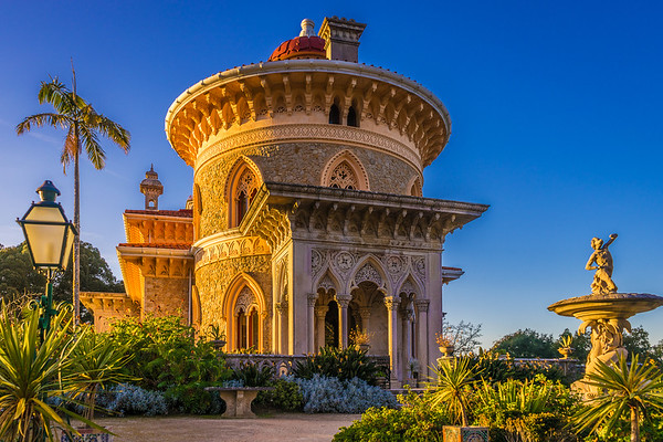 Sintra Monserrate Palace Photography 7 By Messagez com
