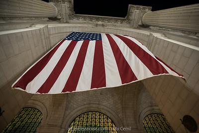 Union Station flag