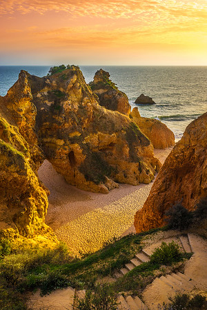 Stairway to Algarve Paradise Photography By Messagez com