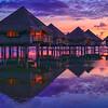 Tahitian Overwater Bungalow, #1521