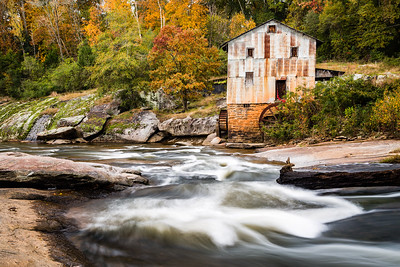 """The Old Anderson Mill"""