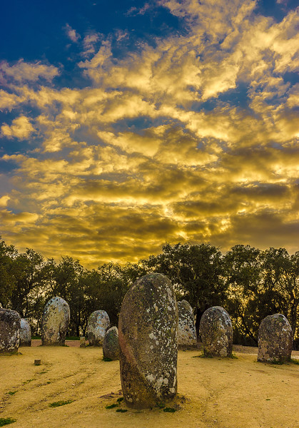 Portugal Cromlech of the Almendres Megalithic Magic Photography 31 By Messagez com