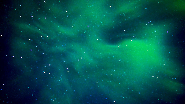 Northern Lights at Isle Royale, June 2013 - #0703
