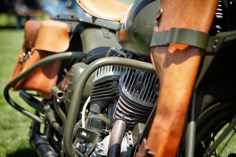 The Quail Motorcycle Gathering - May 5, 2012
