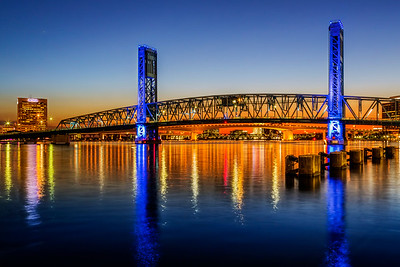 Main Street Bridge, Jacksonville,FL