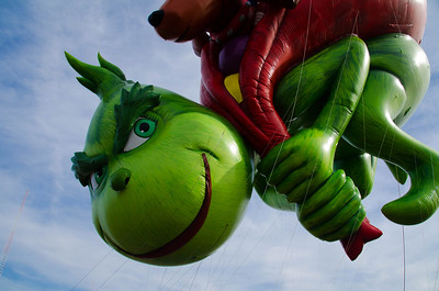 The Grinch - Macy's Balloon
