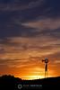 Windmill sunrise, Turtle Lake WI