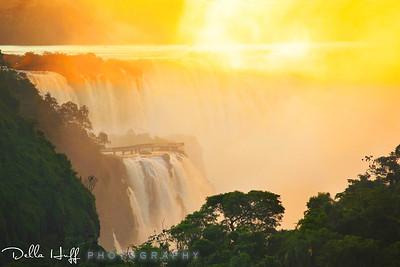 Iguazu, Falls, Iguazu Falls, World Heritage, Argentina, Brazil, Iguacu, Iguassu, waterfall, fall