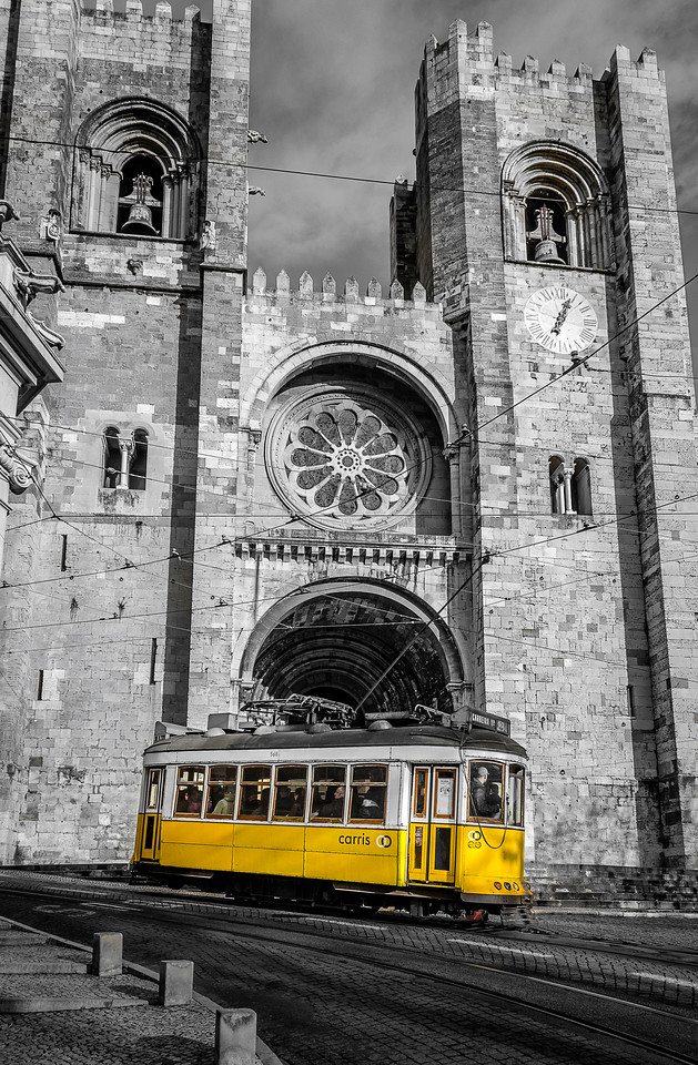 Magical Lisbon Tram