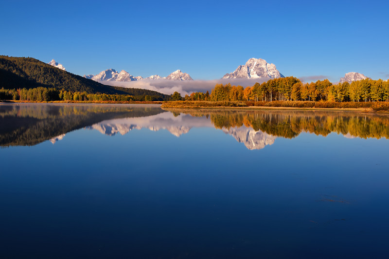 Oxbow Bend Silken Glass