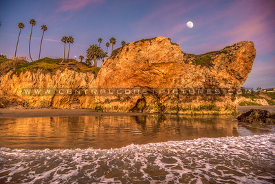 pismo caves moon 9204-