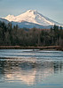 Mount Baker, from the Skagit River, near Rockport