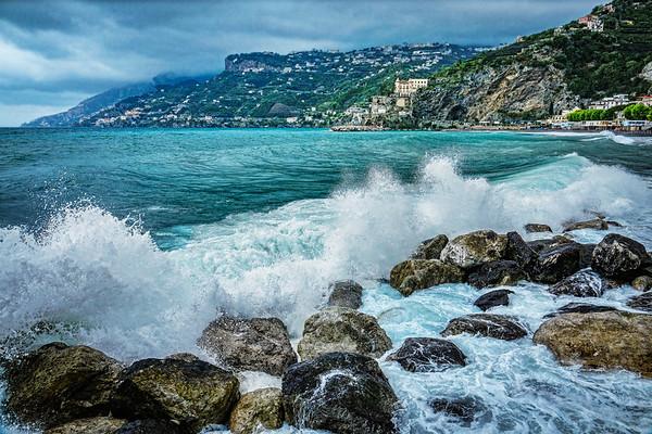 The Amalfi Coast - Italy, #1745