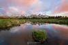 Tetons Sunrise
