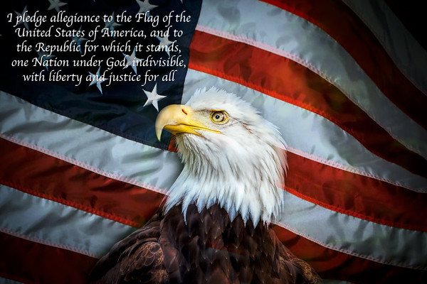 I Pledge of Allegiance