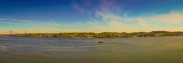 Best of Portugal Lisbon Panoramic Photography By Messagez com