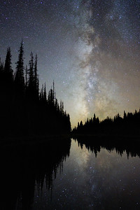 Epic Rocky Mountain National Park Milky Way