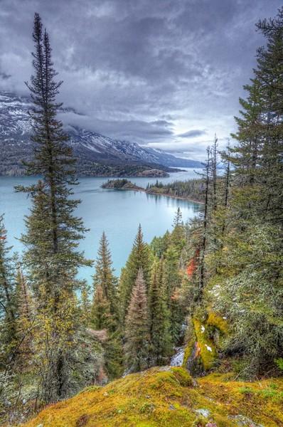 St Mary Lake Trail #1