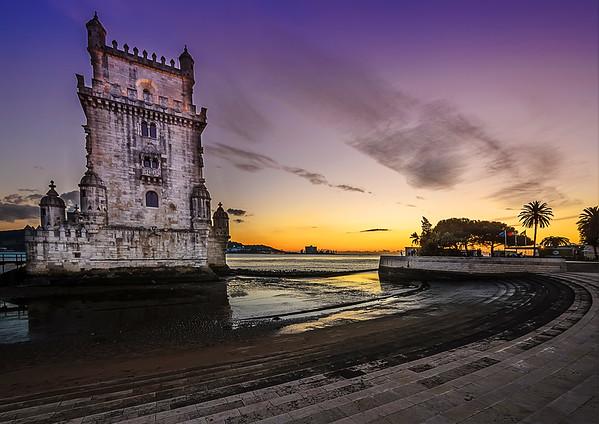 Unique Lisbon Belem Tower