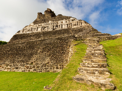 Xunantunich (Mayan ruin, 7th century), Cayo District, Belize