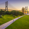 Portugal Lisbon Park of Nations Photography at Sunrise Messagez com