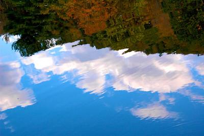 Lake Miriam Reflection