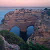Original Heart of Algarve at Sunset By Messagez com