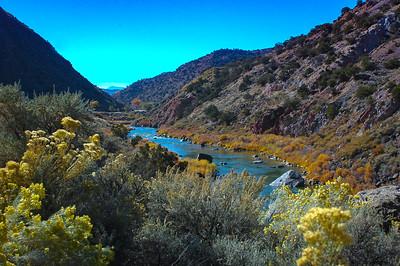 Rio Grande - Taos