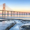 Vasco da Gama Bridge  Flow