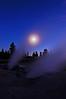 Moonlit Fumaroles