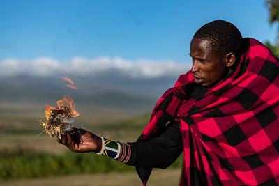 The Maasai V - Ngorongoro Crater 2021
