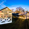 Dusk at Dockery Farms