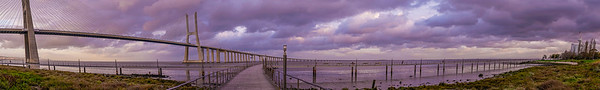 Panorama Portugal Lisbon Bridge Art Photography 3 By Messagez com