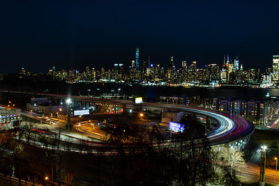 Lincoln Tunnel Helix