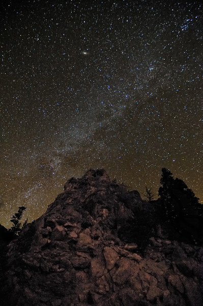 The Ever Stellar Rocky Mountain National Park