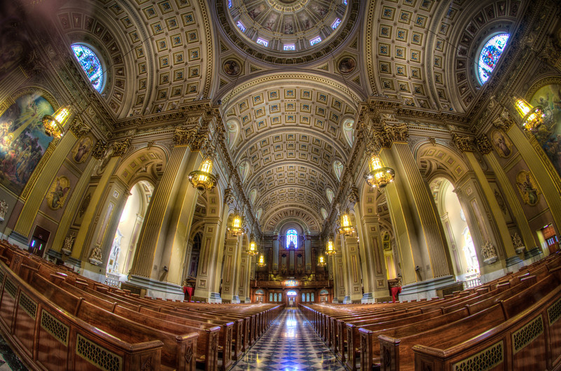 Cathedral Basilica St. Peter and Paul - Philadelphia
